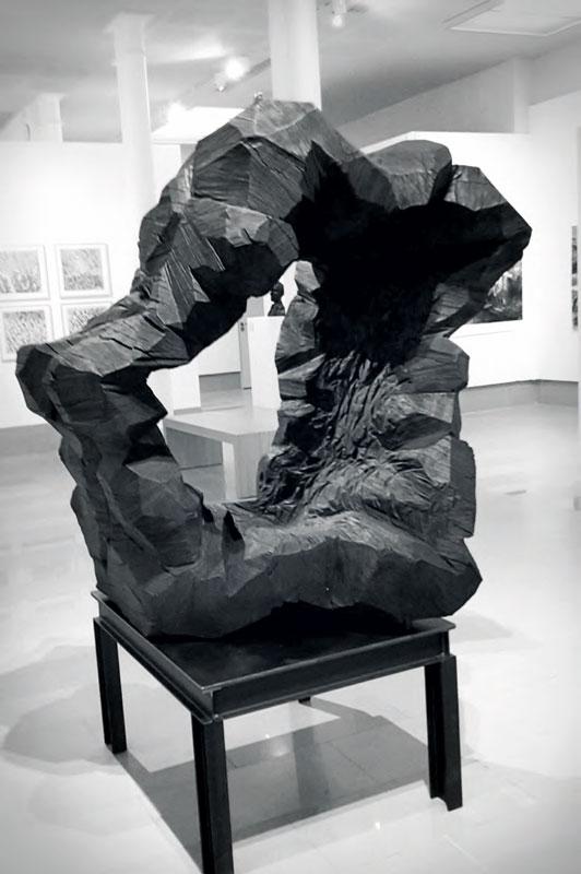 Marc Nucera - Cristaux - 2003